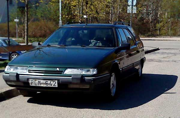 Plm642 citro n xm v6 break 93 for Citroen garage 93